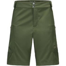 PYUA Tarmac-Y Pantalones cortos Hombre, verde
